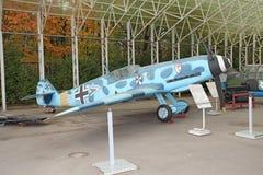 Les militaires de l'URSS de la deuxième guerre mondiale s'exercent Images stock