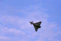 Les militaires voyagent en jet Photographie stock libre de droits