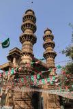 Les minarets de secousse images stock