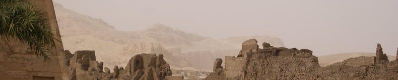 Les montagnes égyptiennes Photos libres de droits