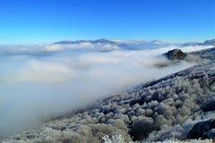 Les montagnes Images stock