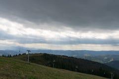 Les montagnes Photo stock