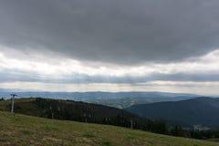 Les montagnes Photographie stock libre de droits