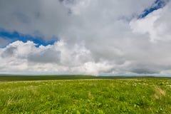 Les montagnes de la Russie, Caucase, Kabardino-Balkarie Le formatio Image stock