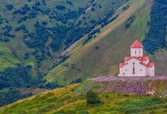 Les montagnes de Mtskheta-Mtianeti, la Géorgie images stock