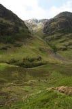 Les montagnes, Ecosse Photos stock