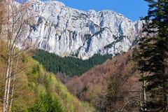 Les montagnes en pierre et l'érosion naturelle du prince ont appelé Cerdacul Sta Photographie stock libre de droits