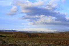 Les montagnes occidentales Image libre de droits