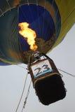 5ème Fiesta internationale 2013 de ballon d'air chaud de Putrajaya Images stock