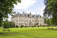 Les Monthairons - Castle Stock Images