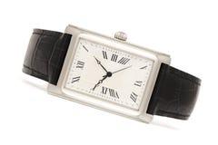 Les montres des hommes classiques Image libre de droits