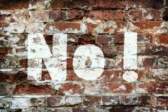Les mots Image stock
