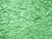 Les murs de plâtre ne sont pas fini de surface lisse et approximative Photos stock