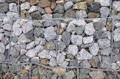 Les murs sont faits en pierre Photos libres de droits