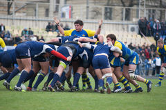 Rugby Photo stock