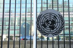 Les Nations Unies photos stock