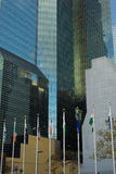 Les Nations Unies Image stock