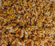 Les noix, desserrent sans coquille Image stock