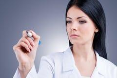Les nouvelles technologies médicales images stock