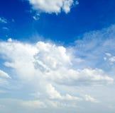 Les nuages Photos stock