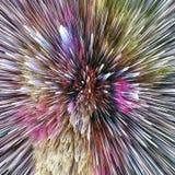 Les nuages colorés de galaxie et le grand abrégé sur coup tiennent le premier rôle la texture photos libres de droits
