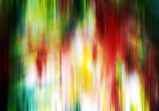 Les nuances foncées de vert de rouge bleu d'or conçoivent, des formes, les géométries, fond créatif de résumé Photos libres de droits