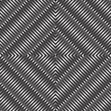 Les ondes métalliques ont étendu Illustration de Vecteur