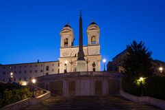 Les opérations d'Espagnol à Rome Photo stock