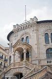 Les palais de justice à Monte Carlo photographie stock
