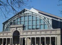 Les palais mondial à Bruxelles Images stock