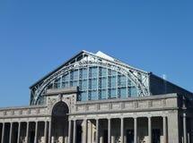 Les palais mondial à Bruxelles Photo libre de droits