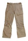 Les pantalons des hommes photos libres de droits