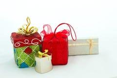 Les paquets de cadeau Image libre de droits