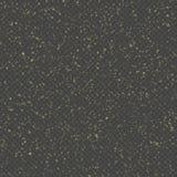 Les particules de scintillement ont recouvert l'effet Particules de scintillement éclatantes de la poussière d'étoile d'or sur le illustration de vecteur