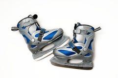 les patins des enfants Photo stock