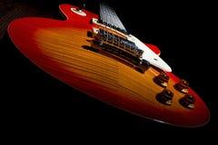 Les Paul gitarr Royaltyfria Bilder