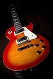 Les Paul guitar Royalty Free Stock Photo