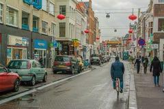Les Pays-Bas - la Haye Image libre de droits