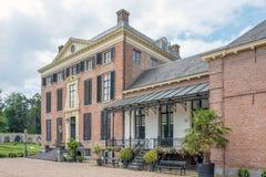 LES PAYS-BAS - ROZENDAAL - 31 MAI 2019 : Château Rosendeal aux Pays-Bas images stock