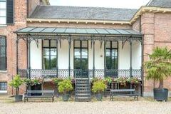 LES PAYS-BAS - ROZENDAAL - 31 MAI 2019 : Château Rosendeal aux Pays-Bas images libres de droits