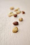 Les peanuts Royalty Free Stock Photo