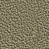 Les petites roches murent la photo tileable et sans couture de texture Images stock