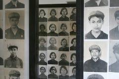 Les photos de la victime Photos stock