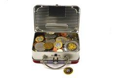 Les pièces de monnaie Photos stock