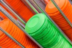 Les pièges usinent pour la formation de la tir-terre Image stock