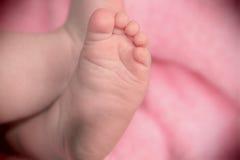 Les pieds des hildren de ¡ de Ð Photographie stock