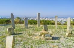 Les pierres de Carthage Images stock