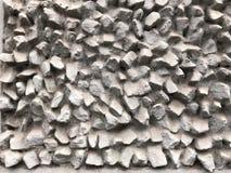 Les pierres donnent une consistance rugueuse et fond Oscillez la texture photo libre de droits