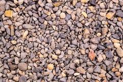 Les pierres donnent une consistance rugueuse pour le fond Photo libre de droits