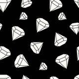 Les pierres gemmes sont forever Image stock